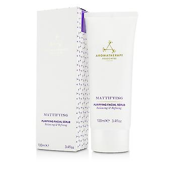 Mattifying Purifying Facial Scrub - 100ml/3.4oz