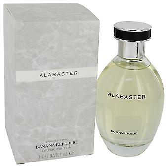 Alabaster by Banana Republic Eau De Parfum Spray 3.4 oz / 100 ml (Women)