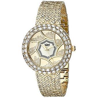 Burgi Clock Woman Ref. BUR118YG