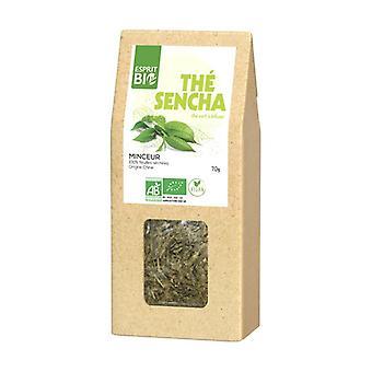 Green tea sencha to brew organic 70 g