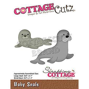Sloop Cottage Baby Zeehonden