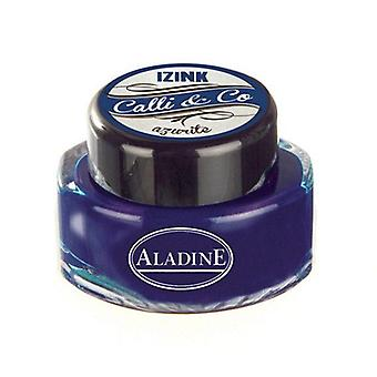 Aladine Calli & Co Ink Azurite 15 ml