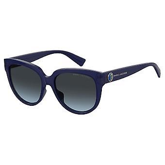 Sunglasses Women's Wanderer/Round Dark Blue