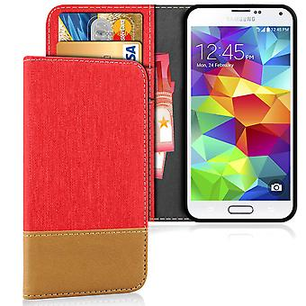 Samsung Galaxy S5 Shell Phone Full Cover TPU Shockproof Magnet Protection Mobile Shell