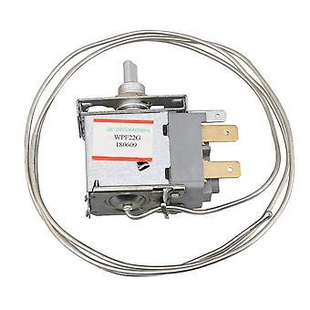Chladiaci termostat 220-250V strieborný kov typu A