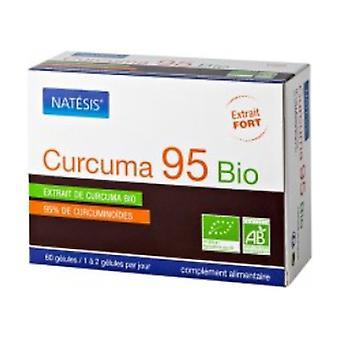 Curcuma 95 Bio 60 perles