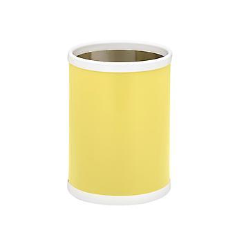 Citron 10.75 Pouces Rd. Corbeille à déchets