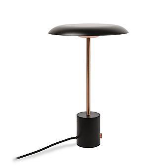 LED Tafellamp Zwart, Koper