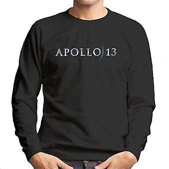 Apollo 13 Elokuvalogo Men's Collegepaita