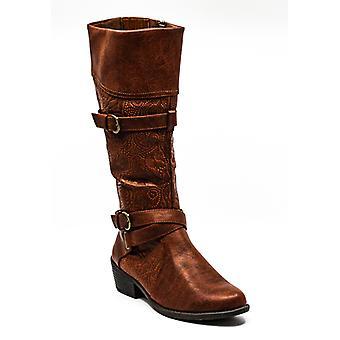 Easy Street | Kelsa Heel Boots