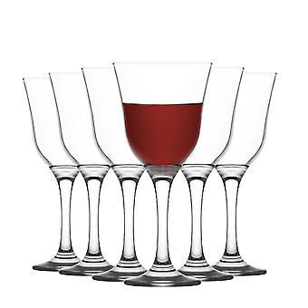 LAV Vals Vintage Copas de Vino Tinto - 295ml - Pack de 6 Cálices