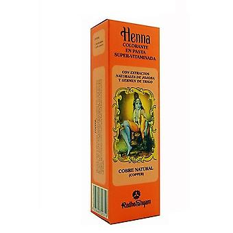 Radhe Shyam Natural Henna Copper Pasta