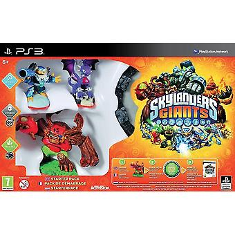 Skylanders Giants Starter Pack PS3 Spil