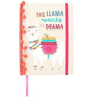 Etwas anderes A5 Lama Notebook