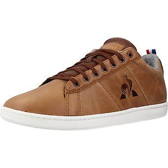 Le Coq Sportif Sport / Courtclassic Hiver Kleur Bruine Sneakers