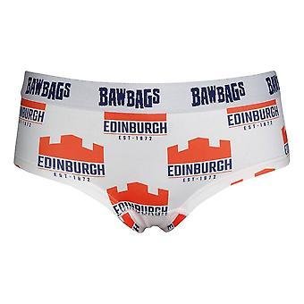 Bawbags Cool De Sacs Women's Edinburgh Away Alusvaatteet - Valkoinen