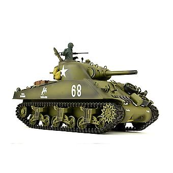 Heng Long RC Tank PRO Model US M4A3 Sherman 1:16, Metal Gear Smoke, Sound