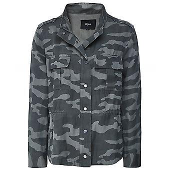 Rails Trey Camouflage Jacket