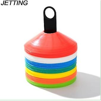 Football Training Sports Saucer Cones Marker Discs Soccer Entertainment Sports