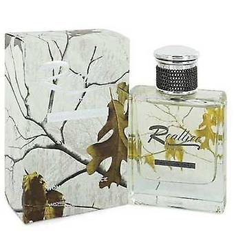 Realtree American Trail By Jordan Outdoor Eau De Parfum Spray 3.4 Oz (women) V728-547762