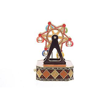 Colorful Ferris Wheel - Trinket Box