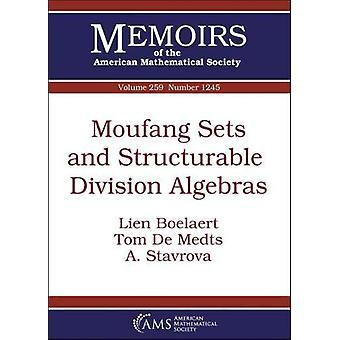 مجموعات موفانغ وStructurable قسم الجبر من قبل لين Boelaert -- 97
