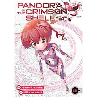 Pandora in the Crimson Shell Ghost Urn Vol. 13 by Shirow & Masamune