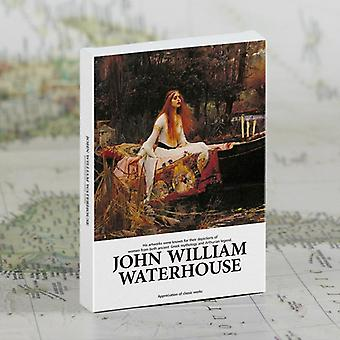 John William Waterhouse Art Postcards, Greeting Cards Wall Decor