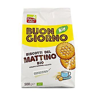 BUONGIORNOBIO®- BISCOTTI DEL MATTINO 500 g