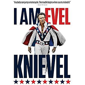 I Am Evel Knievel [DVD] USA import