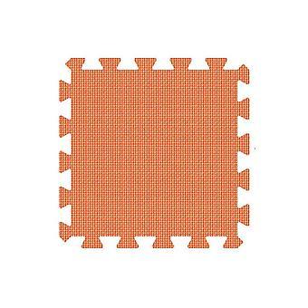 Tapis de puzzle de jeu de mousse - tapis de plancher de tuiles d'exercice imbriquées