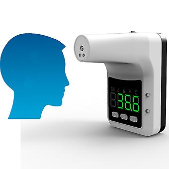 Wall-Mounted Temperature Scanner,Non-Contact IR Forehead Thermometer