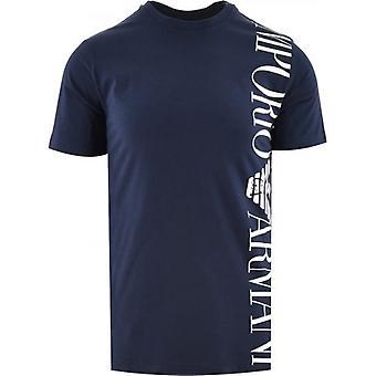 Emporio Armani Loungewear Navy Crew Neck T-Shirt