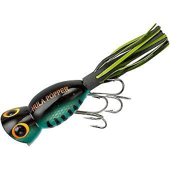 Arbogast Hula Popper 1/4 oz Fishing Lure - Bass