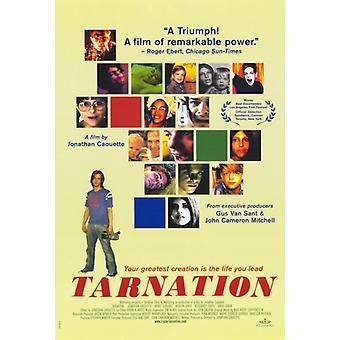 Tarnation film plakatutskrift (27 x 40)