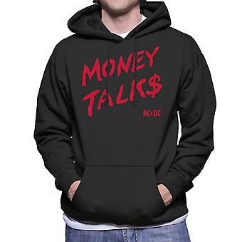 AC/DC Money Talks Men's Hooded Sweatshirt