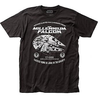 Star Wars YT-1300 Corellian Light Freighter T-Shirt