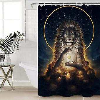 Leijonajumalan suihkuverho