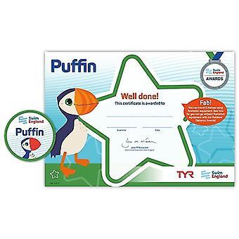 ASA Swim England Puffin Award