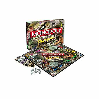 Monopoly dinosaurs  board game