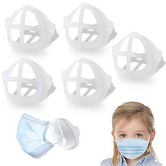 الاطفال الداخلية دعم 3D قناع قوس (5pcs)