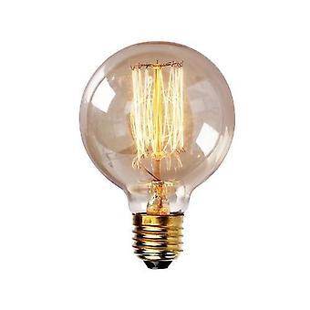 Retro Edison Bulb- Ampoule Vintage Lamp, Filament Light Bulb For Home Decor