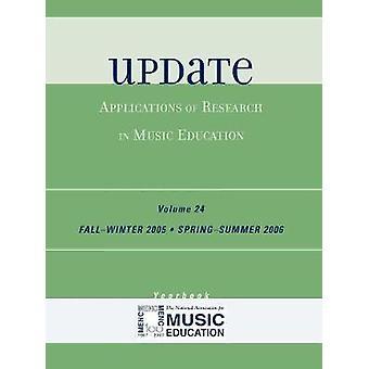 Update Toepassingen van onderzoek in het muziekonderwijs Jaarboek Deel 24