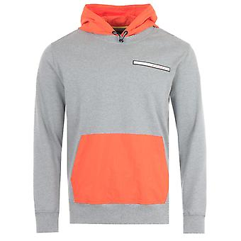 Moose Knuckles Smash Hooded Sweatshirt - Charcoal Melange