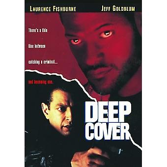 Deep Cover (1992) [DVD] USA import