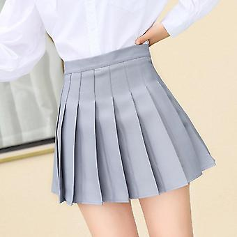Plaid Women Skirt, A Short Dress Tennis Skirts