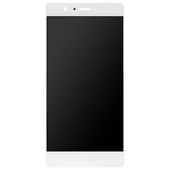 Full Pad Huawei P9 Lite LCD Touch Screen White Glass