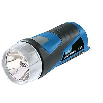 Draper Tools Mini LED Flashlight Storm Force Bare 10.8V