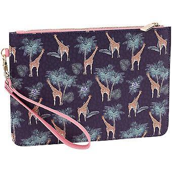 CGB Giftware Jungle Giraffe Beauty Bag