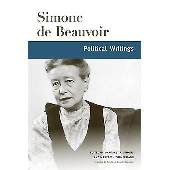 Écrits politiques de Simone de Beauvoir